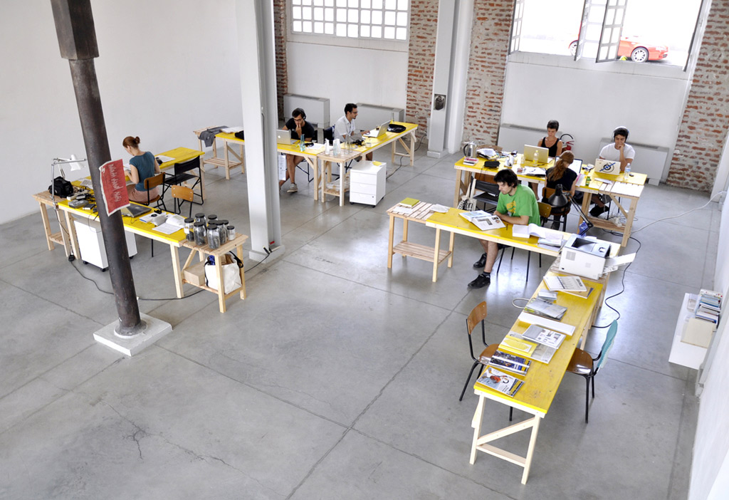 Brave new alps for Design industriale